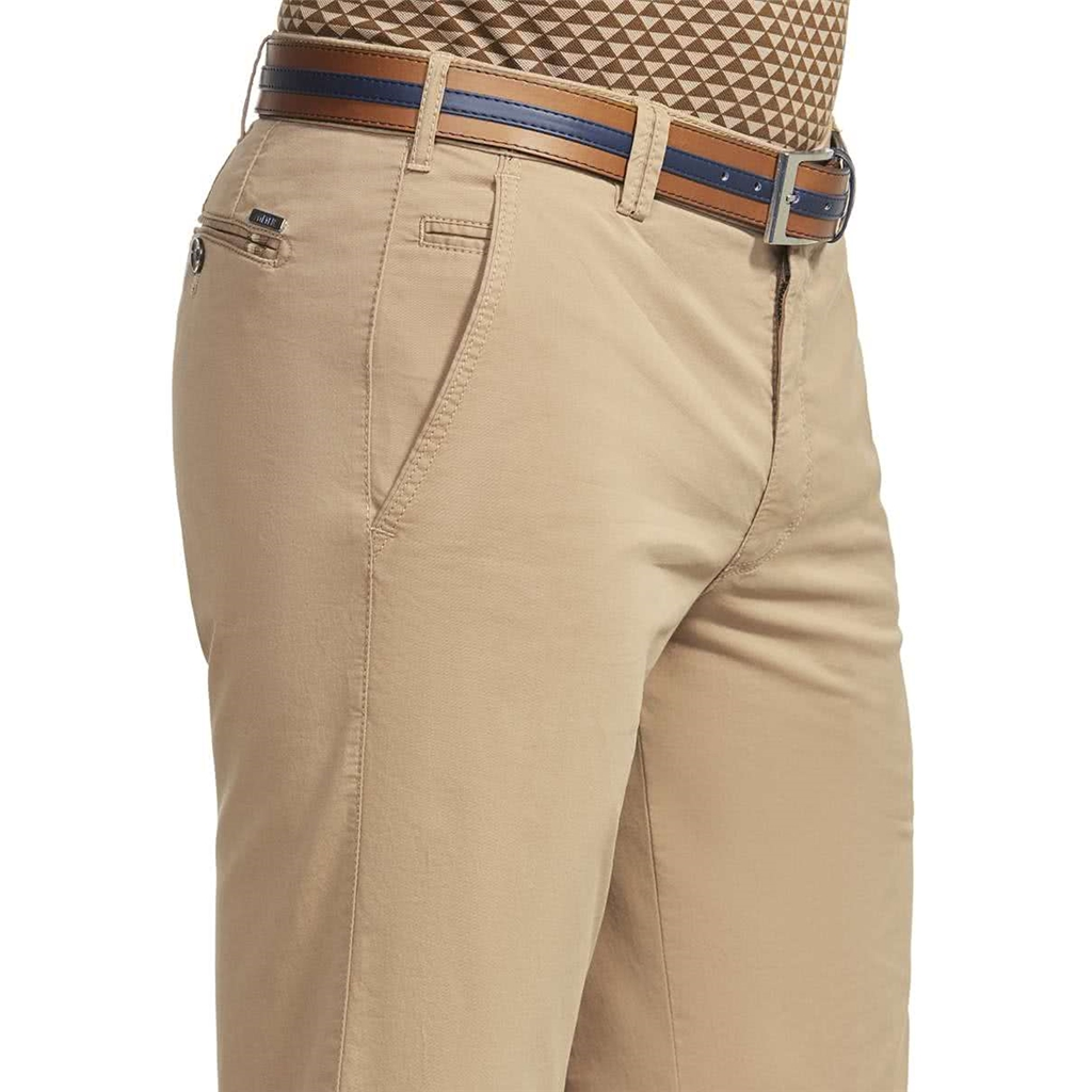 New 2020 Summer Meyer Shorts - Camel - Palma B  3120 43
