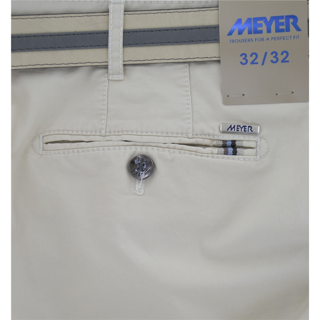 Meyer Shorts - Beige - Palma B  3120 32