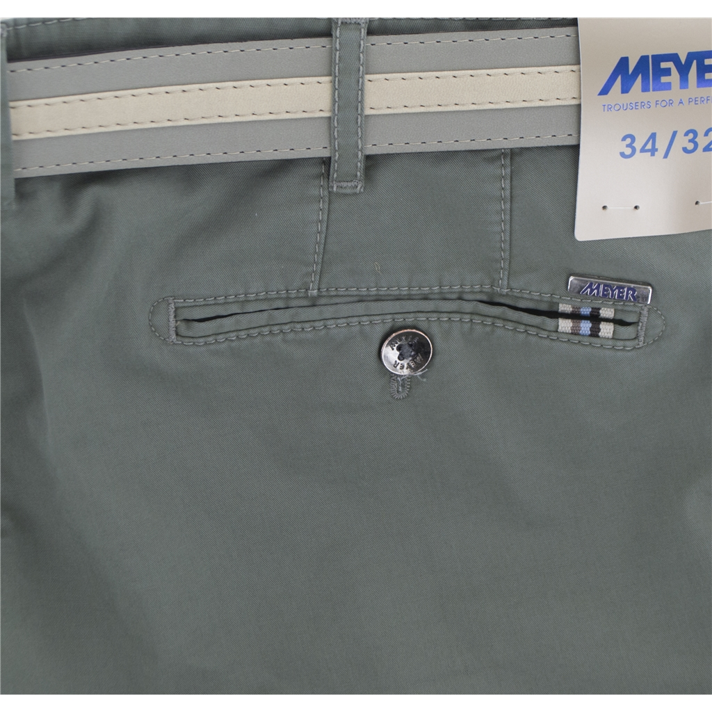 New 2020 Summer Meyer Shorts - Khaki - Palma B  3120 26