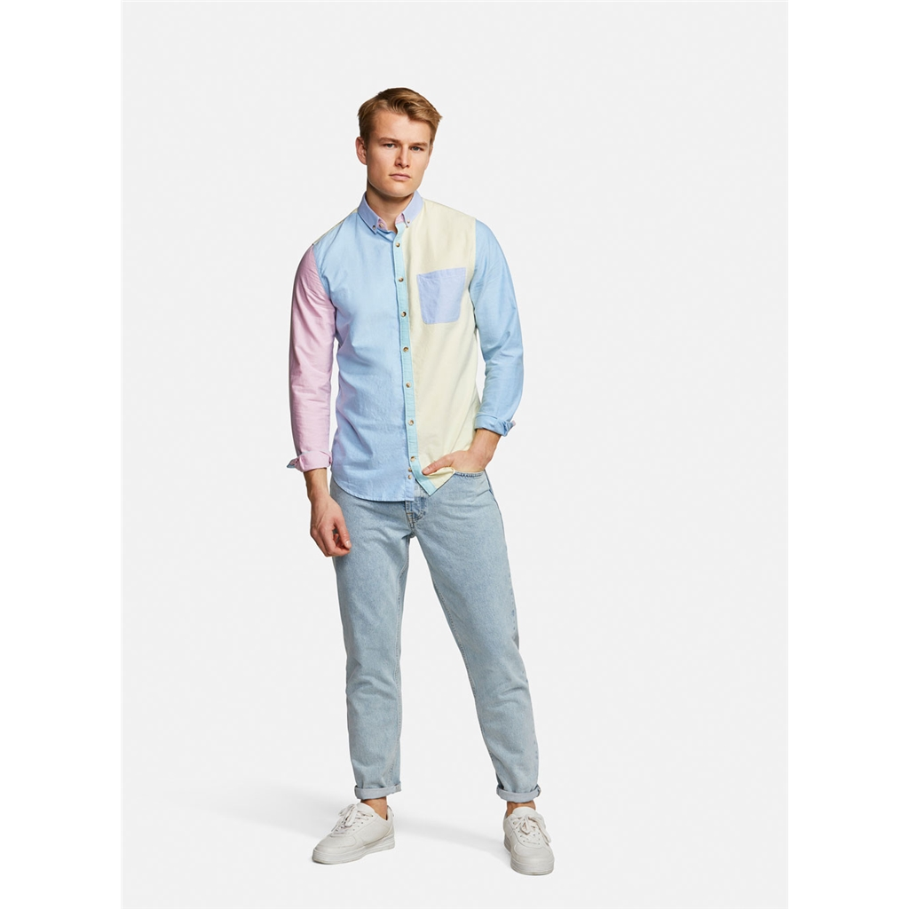 Colours & Sons Block Colour Shirt