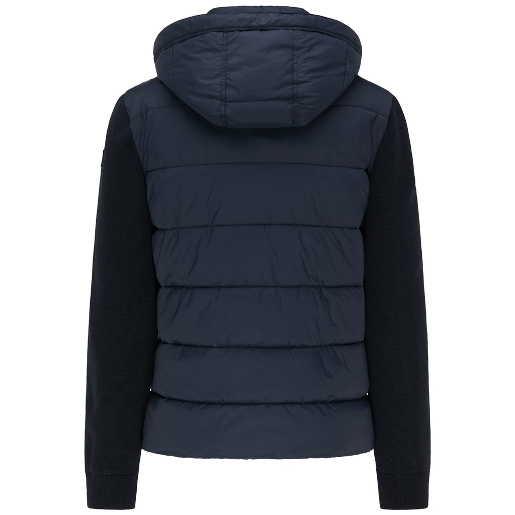 Fynch Hatton Quilted Jacket - Navy