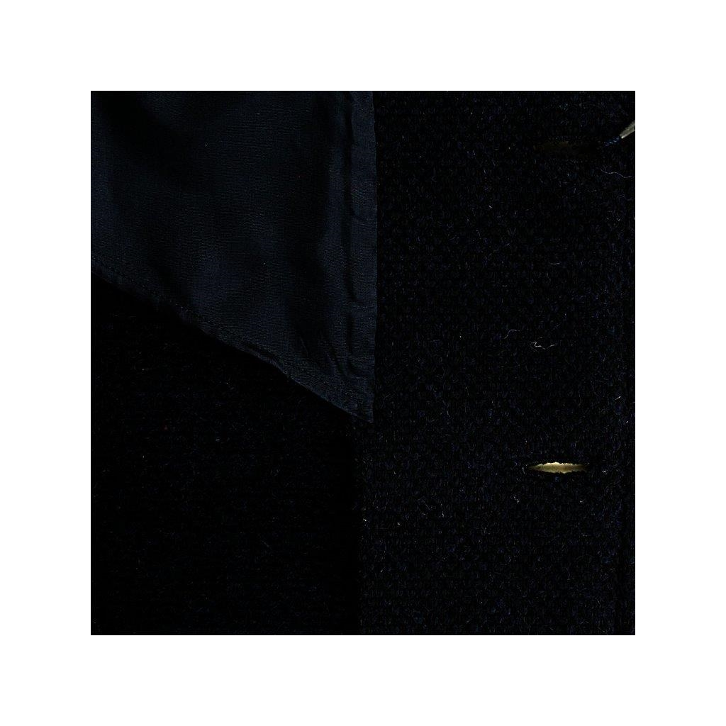 New 2020 Giordano Wool Knitted Blazer - Navy