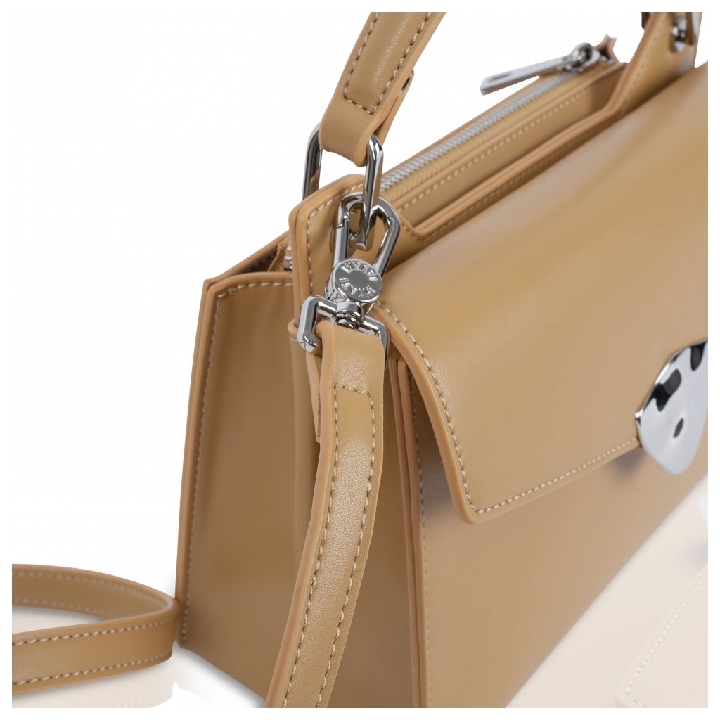 Inyati Zoey Shoulder Bag - Camel