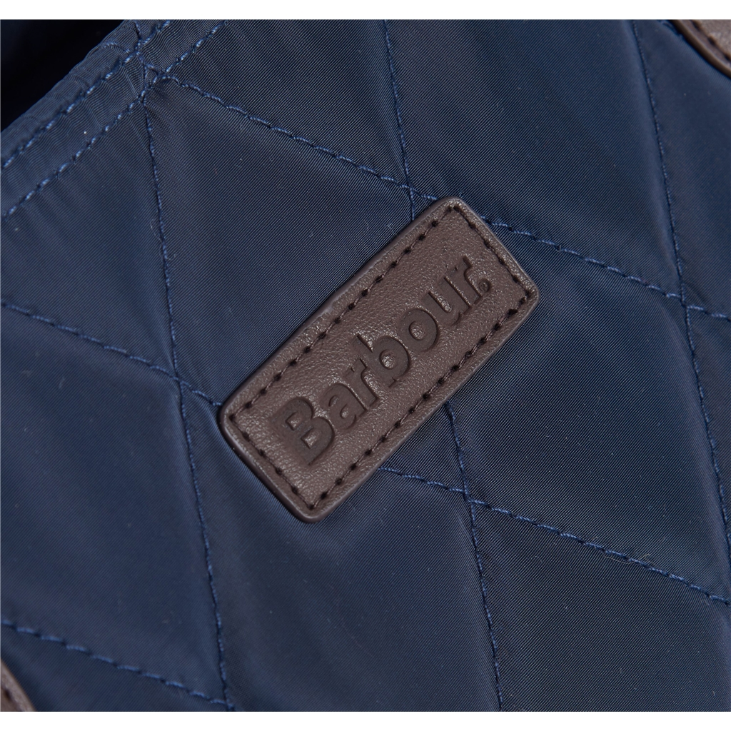New 2020 Barbour Witford Quilted Tote - Navy
