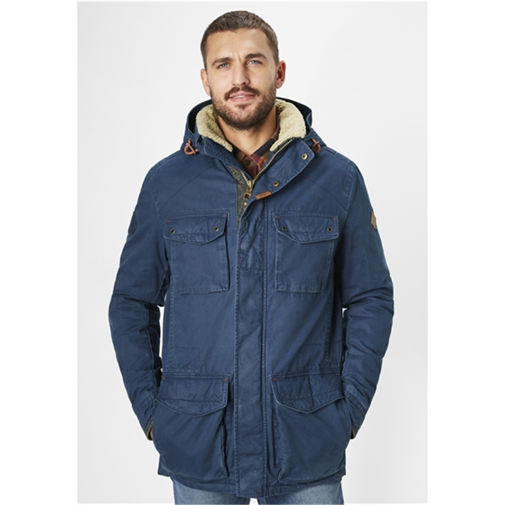 Redpoint Coat  Karlton - Blue