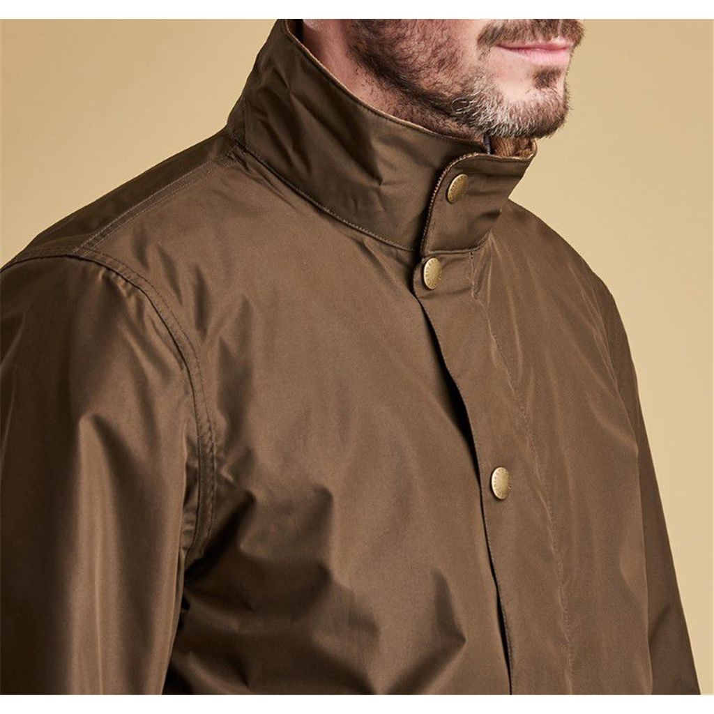 Barbour Spoonbill Waterproof Jacket - Olive