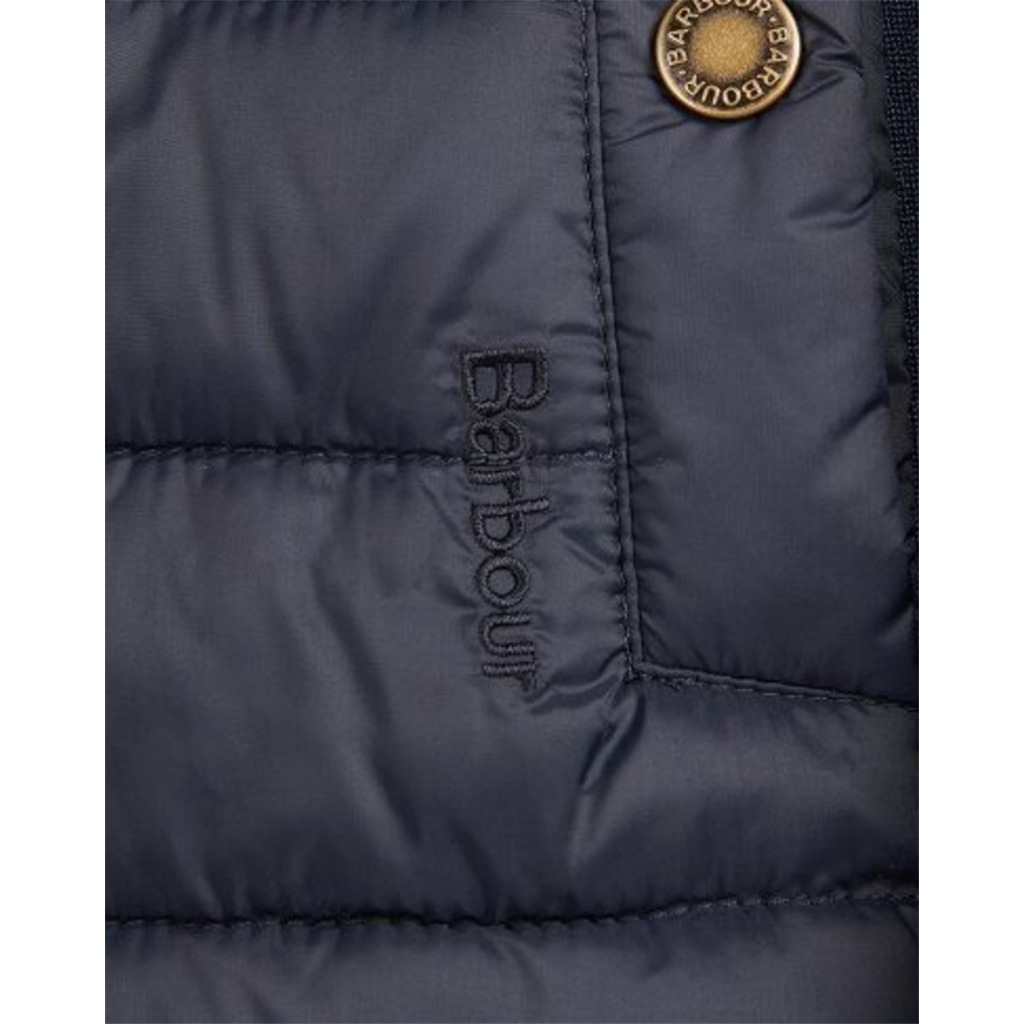 Spring 2021 Barbour Ashridge Quilt - Navy