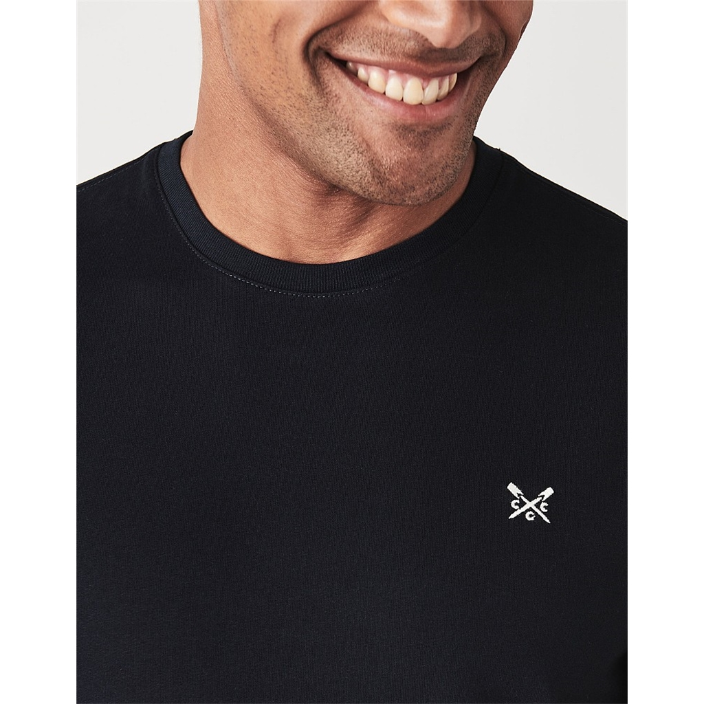 Crew Men's Classic Tee T-Shirt - Navy