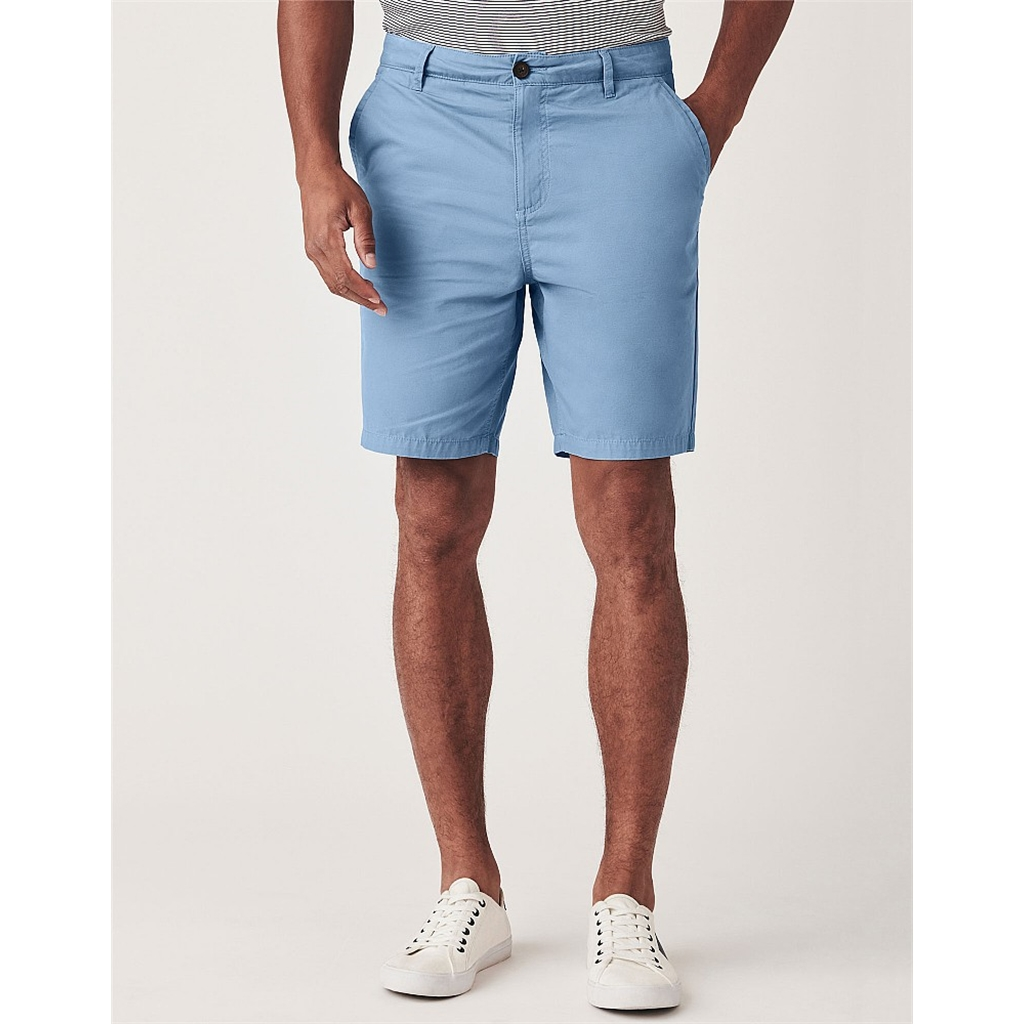 Crew Men's Bermuda Shorts - Poolside Blue