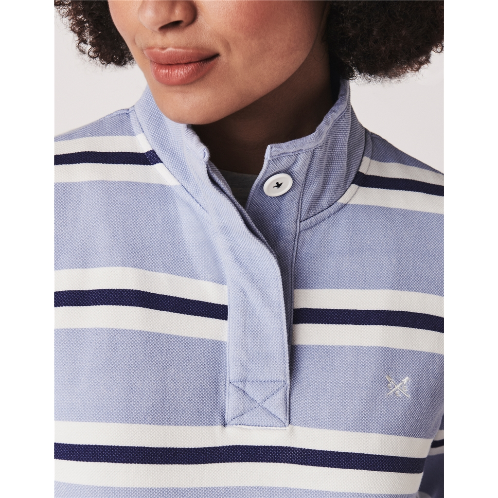 Crew Women's Summer Padstow - Blue Stripe