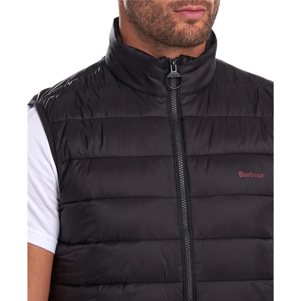 Spring Barbour 2021 Men's Bretby Gilet - Black