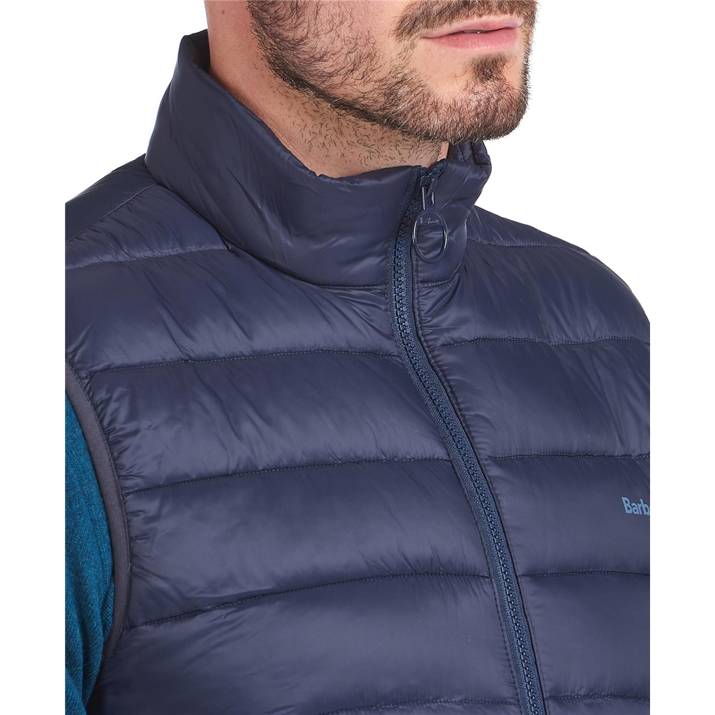 Spring Barbour 2021 Men's Bretby Gilet - Navy
