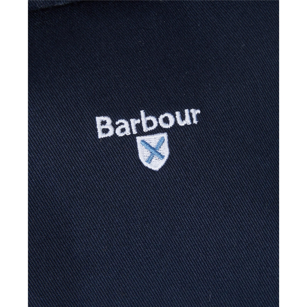 Barbour 2021 Cascade Holdall - Navy