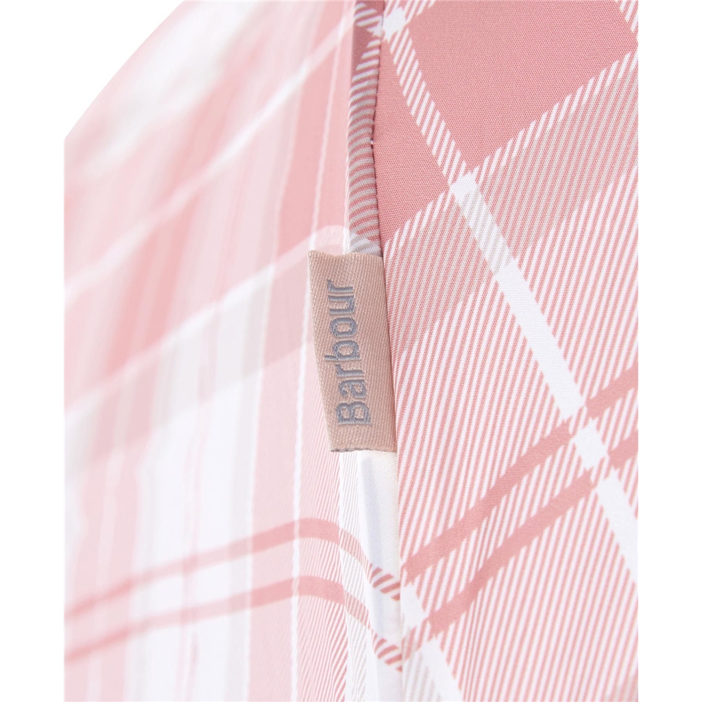 Spring Barbour 2021 Portree Umbrella - Mist Tartan