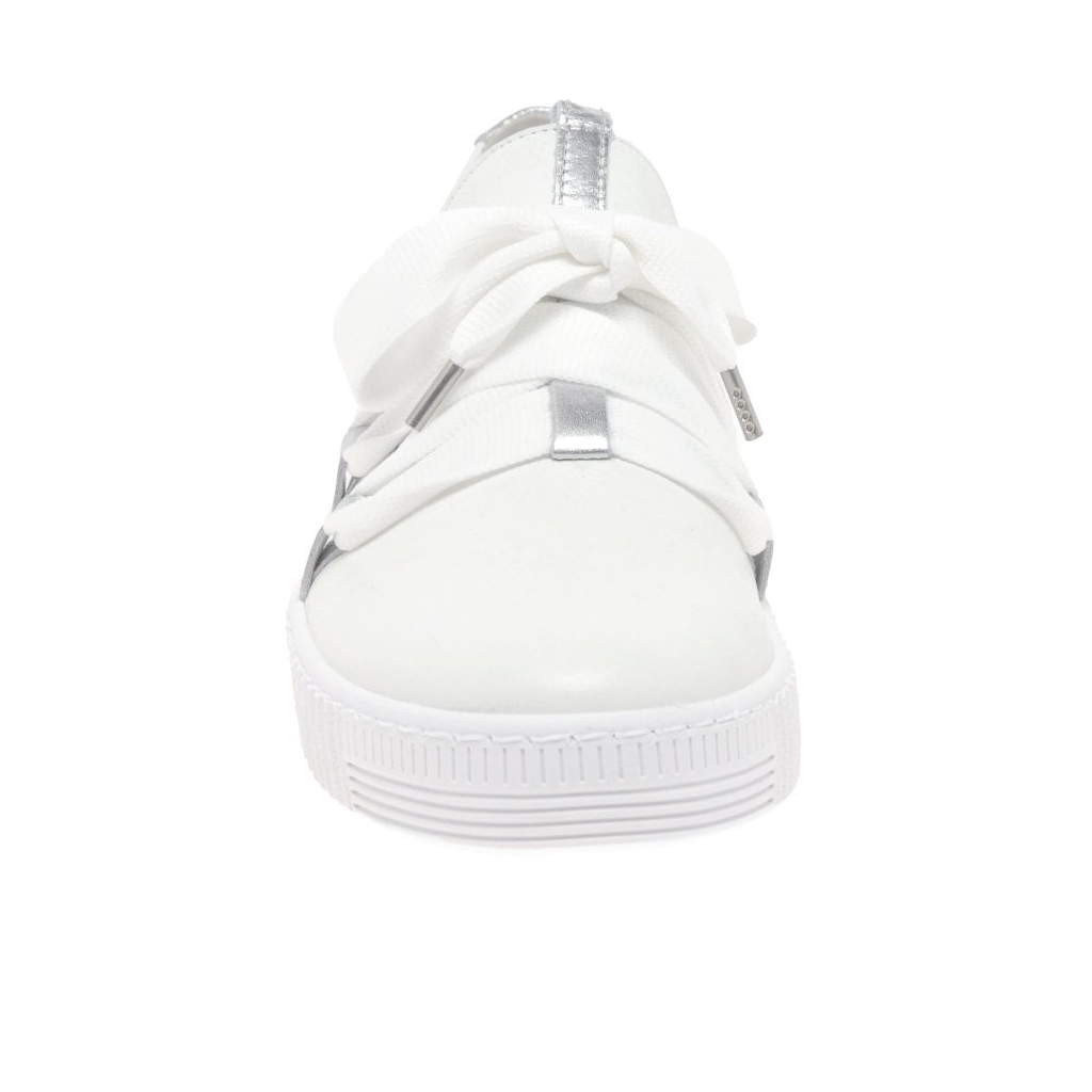 Gabor Waltz Casual Trainers - White
