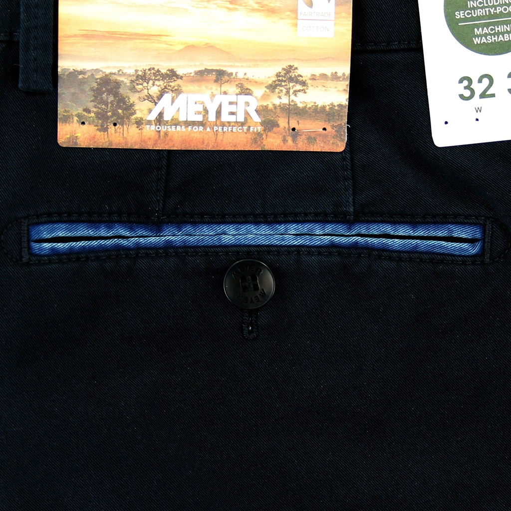 New 2021 Summer Meyer Shorts - Navy - Palma B 5001-20