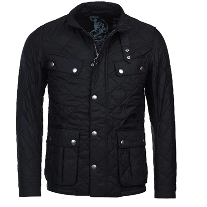 barbour quilted jacket sale