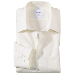 Olymp Regular Fit Shirt -  Beige