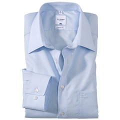 Olymp Regular Fit Shirt - Sky Blue