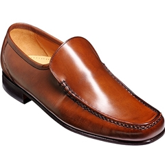 Barker Javron - Moccasin - Brown Burnished Calf
