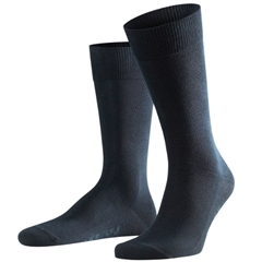 Falke Cotton Short Sock - Dark Navy