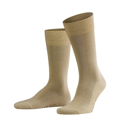 Falke Cotton Short Sock - Sand