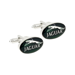 Jaguar Cufflinks - Jaguar Design Cuff Links