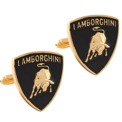 Lamborghini Cufflinks - Lamborghini Design Cuff Links
