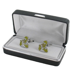 Homer Simpson Cufflinks - The Simpsons Cuff Links