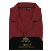 Best Price Plain Pyjamas - Wine