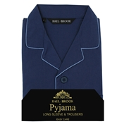 Best Price Plain Pyjamas - Navy Blue