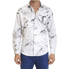 Robert Graham Shirt - 'Canyons' - Size XL Only