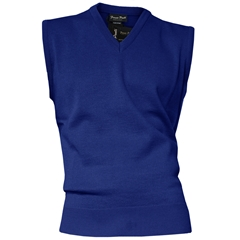 Franco Ponti Slip Over - Medium Weight  - Cobalt