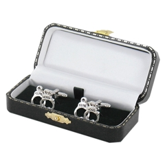Handcuffs Cufflinks - Handcuffs Cuff Links - You're Nicked Cufflinks