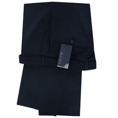 M.E.N.S. Dress wool stretch trouser - Dark Navy