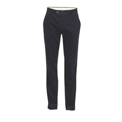 Club Of Comfort Cotton Corduroy Trouser - Navy - Derry 5810 42