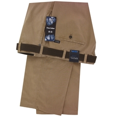 Bruhl Summer Cotton Trouser - Sand - Montana 182470 230