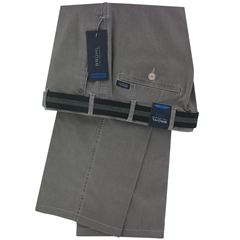 Bruhl Summer Cotton Trouser - Taupe - Montana 182509 560