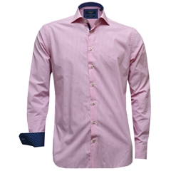 Giordano Shirt - Pink Candy Stripe - Size 3XL Only