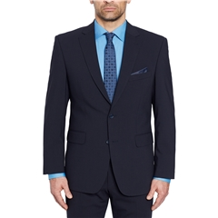Digel Suit - Casual Fit - Protect 3 Wool Mix - Dark Blue