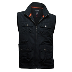 "Canson Gilet Jacket - Navy - 38"" & 42"" chest only"