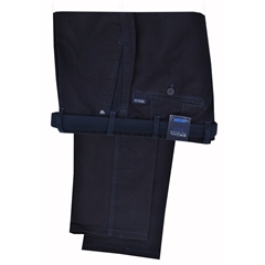 New 2018 Bruhl Cotton Trouser - Montana - Navy - 182041 680