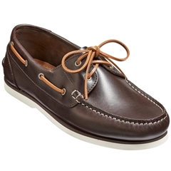 Barker Wallis 2 - Dark Brown Calf