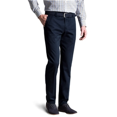 Meyer Trouser Cotton - Navy - Roma 3001 19