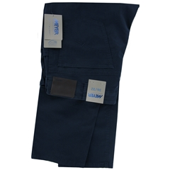 Meyer Cotton Jeans - Navy - Arizona 5003 19