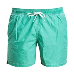 New 2018 Barbour Men's Victor Swim Shorts - Green