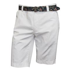 "Meyer Shorts White - Palma B 5003 40 - 40"" Waist Only"