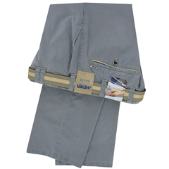 Meyer Summer Cotton Trouser - Light Blue - Oslo 5002 15