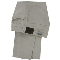 Meyer Textured Cotton Jean - Beige - Arizona 5004 32