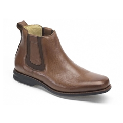 Anatomic & Co Amazonas Wide Fit Chelsea Boots - Tan Toast Floater